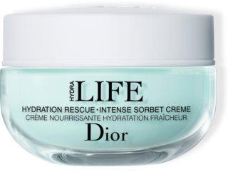 Dior Hydra Life Hydration Rescue Intense Sorbet Creme crema intens hidratanta