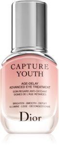 Dior Capture Youth Age-Delay Advanced Eye Treatment догляд за шкірою навколо очей проти зморшок, набряків та темних кіл