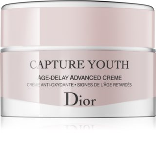 Dior Capture Youth Age-Delay Progressive Peeling Creme освежаващ гел крем