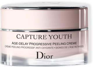 Dior Capture Youth Age-Delay Progressive Peeling Creme delikatny krem peelingujący