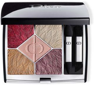 DIOR Diorshow 5 Couleurs Couture Birds of a Feather Limited Edition paletka očních stínů