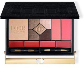 DIOR Dior Écrin Couture Iconic Makeup Colours paleta za ličenje oči in ustnic limitirana edicija