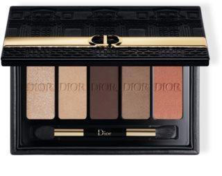 DIOR Dior Écrin Couture Iconic Eye Makeup paletka očních stínů limitovaná edice