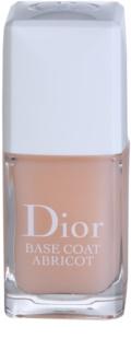 Dior Base Coat Abricot основа под лак для ногтей