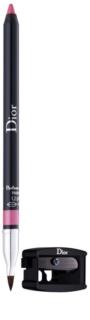 Dior Dior Contour tužka na rty s ořezávátkem