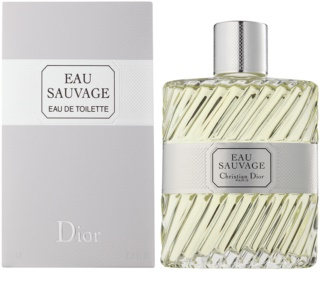 Dior Eau Sauvage toaletní voda bez rozprašovače pro muže
