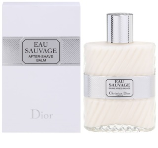 Dior Eau Sauvage бальзам после бритья для мужчин