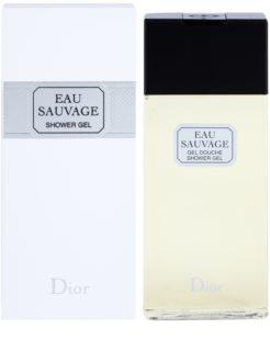 Dior Eau Sauvage gel de ducha para hombre