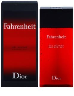 Dior Fahrenheit gel de ducha para hombre