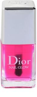 Dior Nail Glow bieliaci lak na nechty