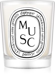 Diptyque Musc vela perfumada