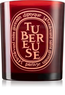 Diptyque Colored Tubereuse scented candle