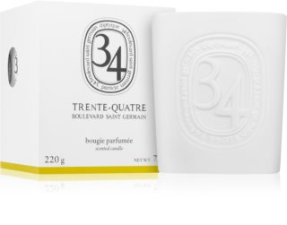 Diptyque 34 Boulevard Saint Germain Trente - Quatre mirisna svijeća
