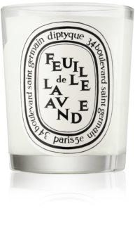 Diptyque Feuille de Lavande ароматическая свеча