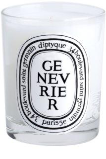 Diptyque Genevrier candela profumata