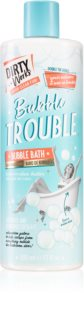 Dirty Works Bubble Trouble Relaxing Bath Foam