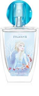 Disney Frozen II. Elsa Eau de Toilette pentru copii