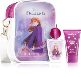 Disney Frozen II. Anna set cadou II. pentru copii