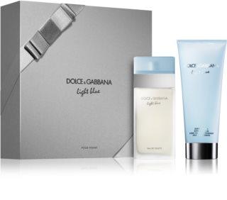 Dolce & Gabbana Light Blue dovanų rinkinys II. moterims