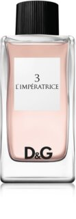 Dolce&Gabbana 3 L'Imperatrice eau de toilette for Women