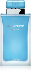 Dolce&Gabbana Light Blue Eau Intense Eau de Parfum da donna