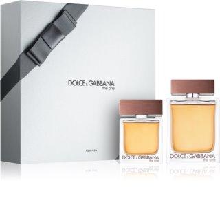 Dolce & Gabbana The One For Men dovanų rinkinys IV. vyrams