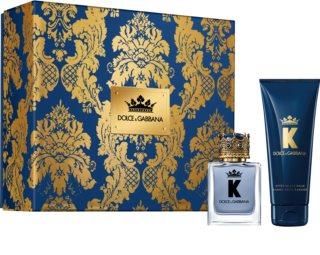 Dolce & Gabbana K by Dolce & Gabbana подарунковий набір I. для чоловіків