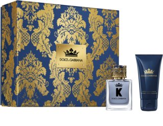 Dolce & Gabbana K by Dolce & Gabbana Gift Set III. for Men