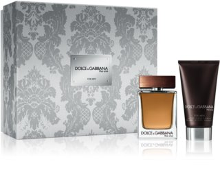 Dolce & Gabbana The One for Men coffret I. para homens