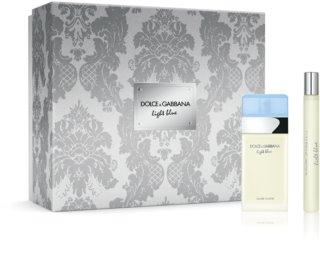 Dolce & Gabbana Light Blue Geschenkset X. für Damen