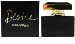 Dolce & Gabbana The One Desire kvapusis vanduo moterims