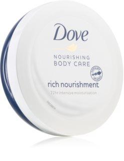 Dove Rich Nourishment crema corporal nutritiva
