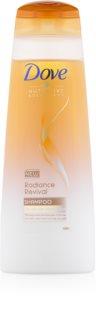 Dove Nutritive Solutions Radiance Revival šampon pro lesk suchých a křehkých vlasů