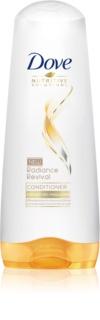Dove Nutritive Solutions Radiance Revival balsamo per capelli secchi e fragili