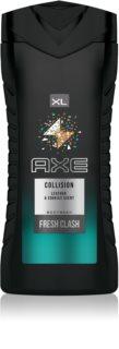 Axe Collision Leather + Cookies gel de douche pour homme