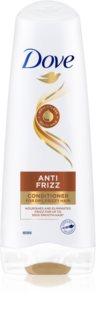 Dove Anti Frizz Nærende balsam Til at behandle kruset hår