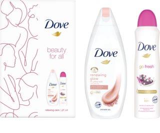 Dove Beauty for all σετ δώρου (για το σώμα)