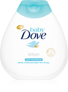 Dove Baby Rich Moisture Kalmerende Body Milk