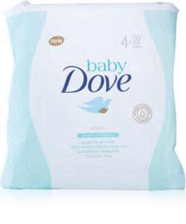 Dove Baby Sensitive Moisture otroški nežni vlažni robčki