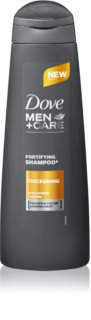 Dove Men+Care Thickening shampoing fortifiant pour homme
