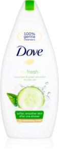 Dove Go Fresh Fresh Touch gel de douche nourrissant