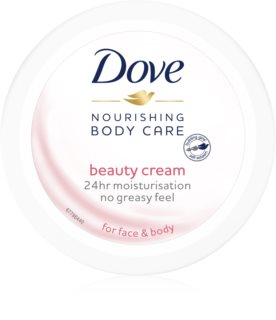 Dove Beauty Cream hranilna krema za obraz in telo