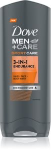 Dove Men+Care Sport Care Duschgel für Herren 3 in1