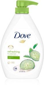 Dove Refreshing gel douche rafraîchissant avec pompe doseuse
