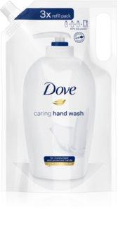 Dove Caring savon liquide crème (conditionnement avantageux)