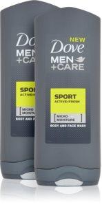 Dove Men+Care Sport Active+Fresh erfrischendes Duschgel (vorteilhafte Packung)