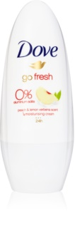 Dove Go Fresh Peach & Lemon Verbena Roll-On Deodorant  24 tim