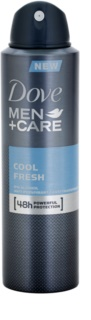 Dove Men+Care Cool Fresh Anti - Perspirant Deodorant Spray 48h