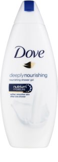 Dove Deeply Nourishing gel de douche nourrissant