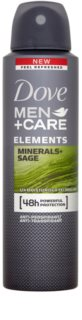 Dove Men+Care Elements Anti-perspirant deodorantspray 48 tim